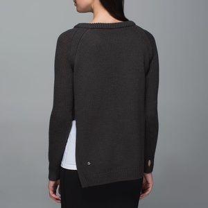 Lululemon Yin To You wool sweater